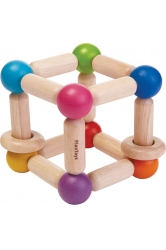 Square clutching toy plantoys ref.5245