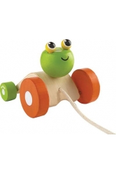 Jumping frog plantoys ref.5702