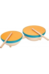 Double drum plantoys ref.6425